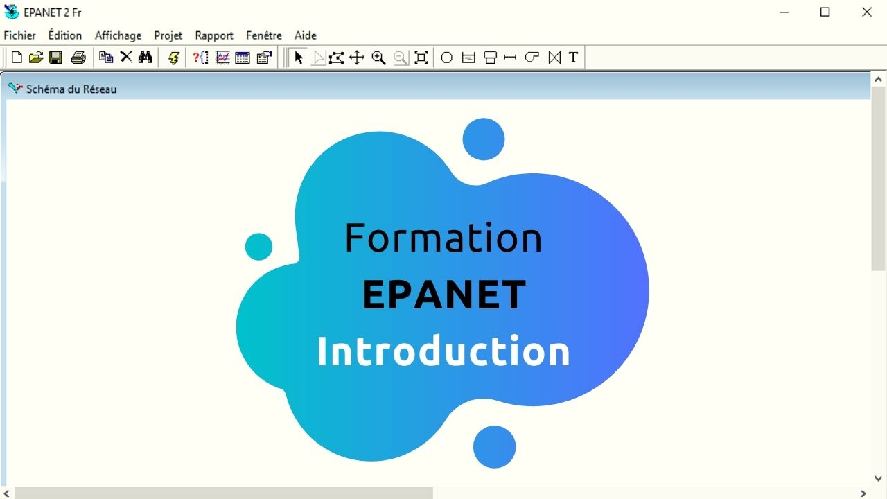 Read more about the article Formation EPANET : Introduction